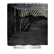 Beyond Our Fences  Shower Curtain