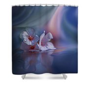 Beyond The Visible... Shower Curtain