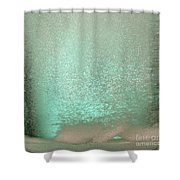 Bicarbonate Of Soda Tablets Shower Curtain