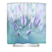 Bientot Shower Curtain by Priska Wettstein