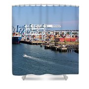 Big Load Shower Curtain