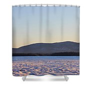 Big Squam Cold Shower Curtain