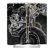 Big Willy Style Shower Curtain