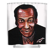 Bill Cosby Shower Curtain