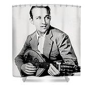 Bing Crosby 025 Shower Curtain