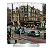 Bishopsgate Shower Curtain