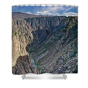 Black Canyon Afternoon Shower Curtain