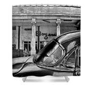 Black Car Havana Shower Curtain