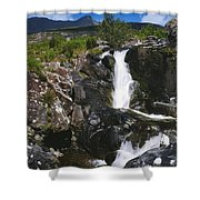Black Valley, Co Kerry, Ireland Shower Curtain