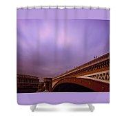 Blackfriars Bridge Shower Curtain