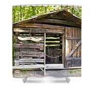Blacksmith Shower Curtain