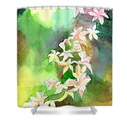 Blessings 1 Shower Curtain