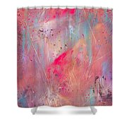 Blood Of The Lamb Shower Curtain