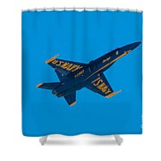 Blue Angels 17 Shower Curtain