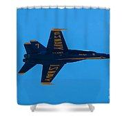 Blue Angels 21 Shower Curtain