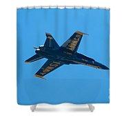 Blue Angels 22 Shower Curtain