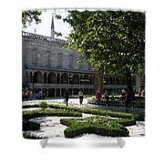 Blue Mosque I - Istanbul Shower Curtain
