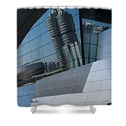 Bmw Hq Shower Curtain