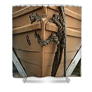 Boat 0004 Shower Curtain