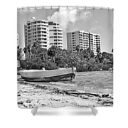 Boat For Sure Shower Curtain