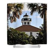 Boca House Of Lights Shower Curtain