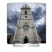 Bodelwyddan Church Shower Curtain