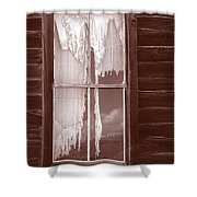 Bodie Window Shower Curtain