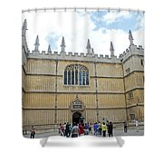 Bodleian Library Shower Curtain