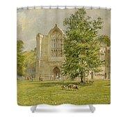 Bolton Abbey  Shower Curtain
