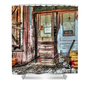 Bon Secour Door Shower Curtain