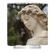 Bonaventure Angel 1 Shower Curtain