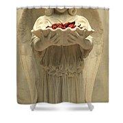 Bonaventure Angel 9 Shower Curtain