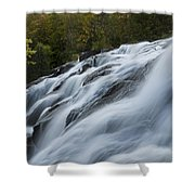 Bond Falls 9 B Shower Curtain