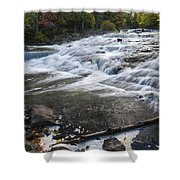 Bond Falls Upper 1 Shower Curtain