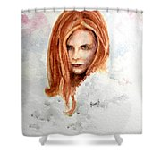 Bonni Shower Curtain