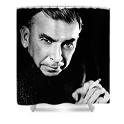 Booth Tarkington Shower Curtain