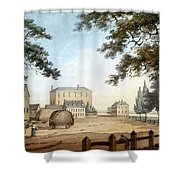 Boston: Theater, 1798 Shower Curtain