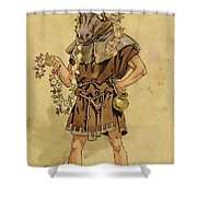 Bottom - A Midsummer Night's Dream Shower Curtain
