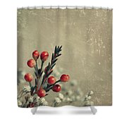 Bouquetterie Shower Curtain by Aimelle