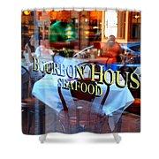 Bourbon House Shower Curtain