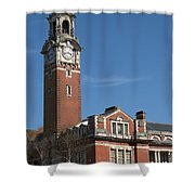 Bournemouth College Shower Curtain