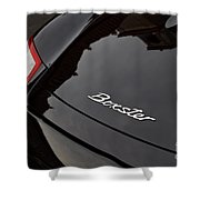 Boxster Shower Curtain