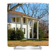 Boyd Lane Plantation Shower Curtain