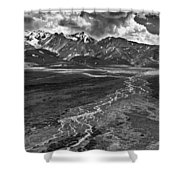 Braided River Shower Curtain