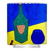Brandy By Jessica Shower Curtain