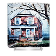 Brant Avenue Home Shower Curtain