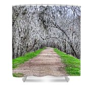 Brazos Bend Pass Shower Curtain