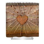 Bread  Sunshine And Love Shower Curtain