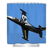 Breitling 3 Shower Curtain