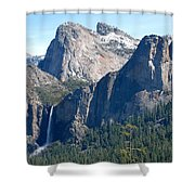 Bridalveil Shower Curtain